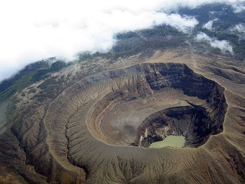 BBC Horizon - Crater of Death Documentary