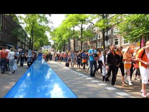 Queen's Day 2011 Amsterdam, Stadionbuurt