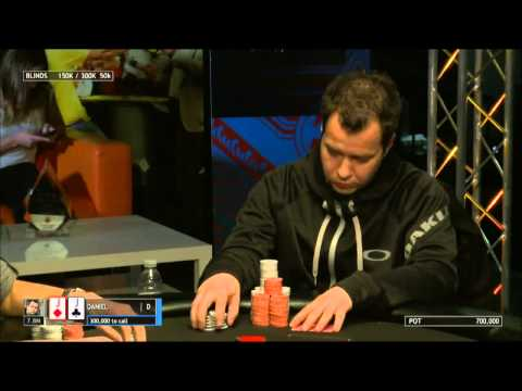 WPT 2014 - National Canadian Spring Championship. Final Table. HD