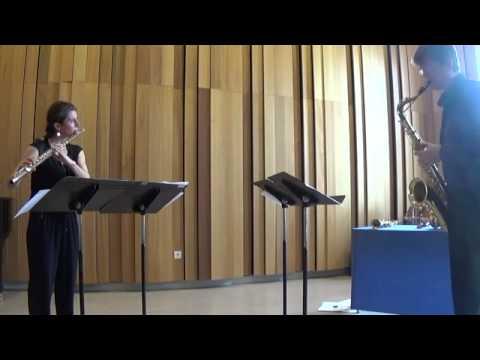 Rolin -Souffle Argenté – Duo Zéphyr