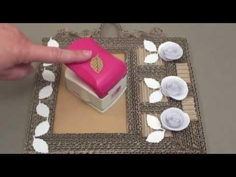 Cadres en carton, Un atelier récup : une photo, un cadre. Je vous propose de réaliser des cadres en carton pour sublimer vos photos préférées. Retrouvez les produits utilisés ...