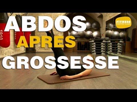 Fitness Master Class - Abdos après grossesse