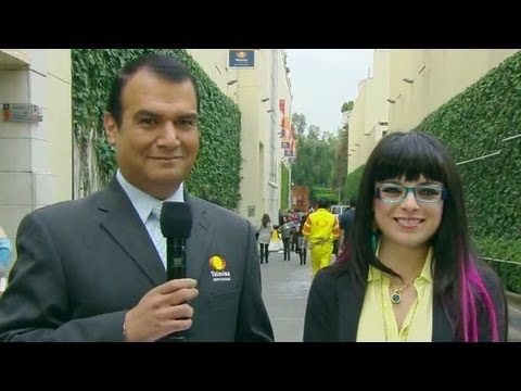 Violeta Isfel platicó cómo es darle vida a 'Marisela' en 'Porque el Amor Manda' -  Despierta América