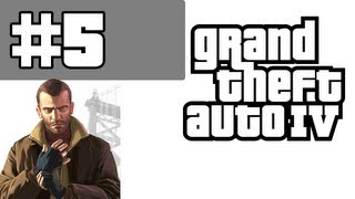 Grand Theft Auto 4 Walkthrough / Gameplay With Commentary