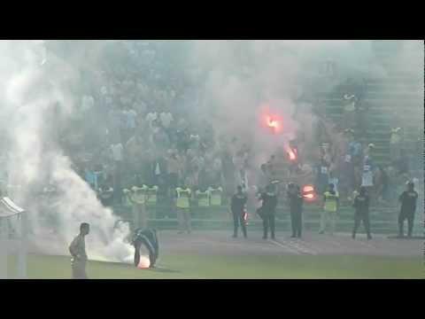 Sarajevo - Zeljeznicar 12.05.12 Proslava sampionske titule u sezoni 2011-2012