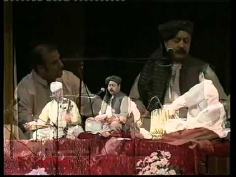 Abdul Rauff Kandahari Pashto Song Pashto Ghazal PART 2 پښتون غازالا ابدوا راوف کانډاهاری
