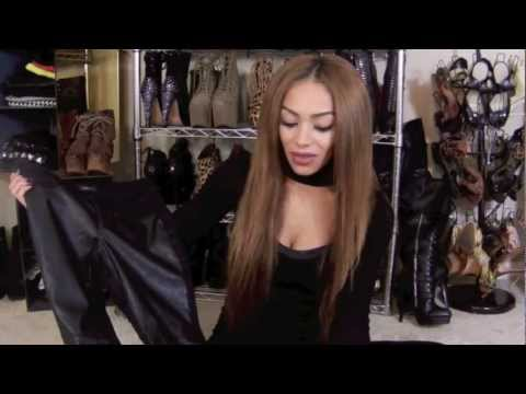 Leather pant haul!