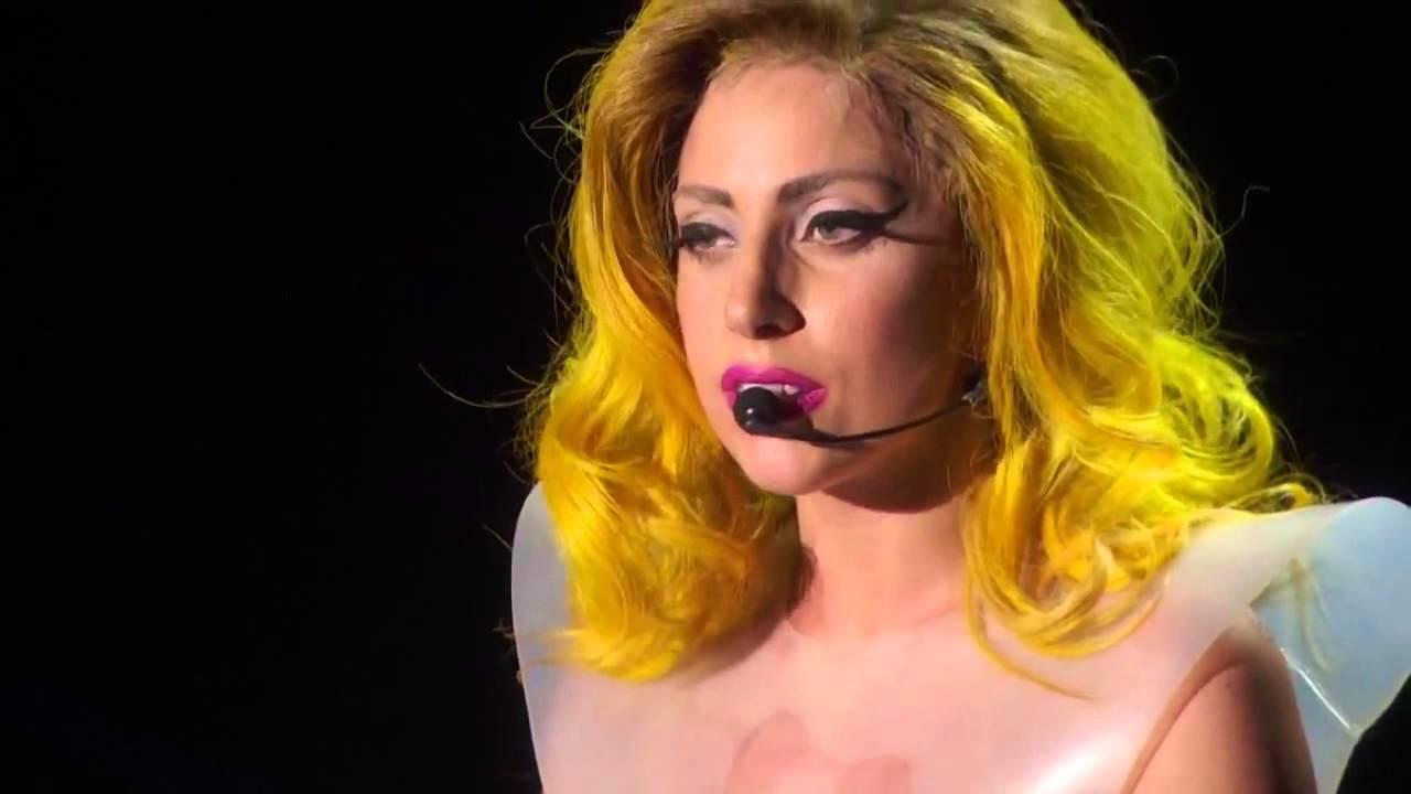 Lady Gaga The Monster Ball Tour Speech