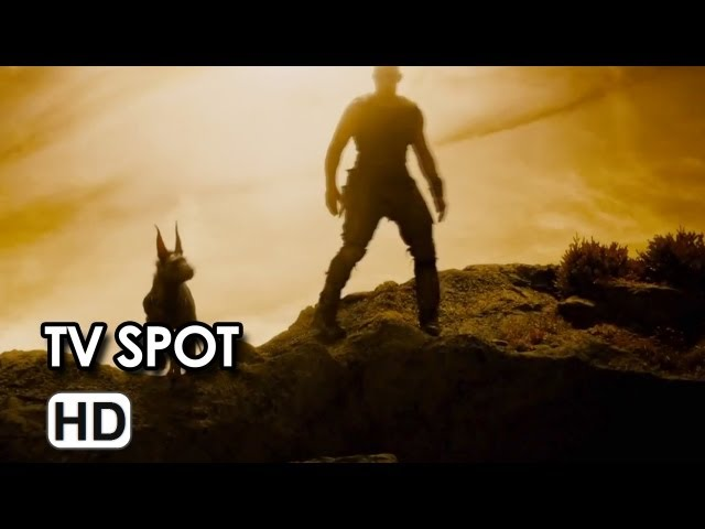 Riddick TV SPOT #2 (2013) - Vin Diesel Sci-Fi Movie HD