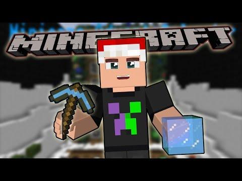 Minecraft Tấm Lịch Khổng Lồ - Tập 1: ICE BLOCK ĐẢO BĂNG LƠ LỬNG
