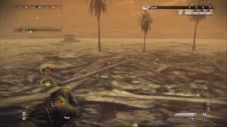 COD Ghosts Glitches: *NEW* Knife Jump Glitch Out Of Map