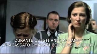 Reazione di Hitler quando apprende della traccia su Claudio Magris alla maturita anno scolastico 2012-13