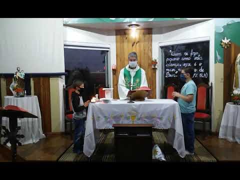 Santa Missa | 26.06.2021 | Quinta-feira | Padre Robson Antônio | ANSPAZ