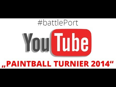 Deutsche Paintball Liga - #battlePort YouTube Challenge - 2014