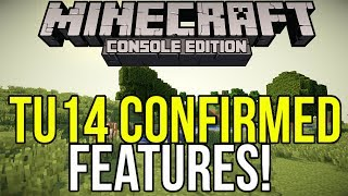 Minecraft Xbox & PS3: ALL CONFIRMED TU14 Features