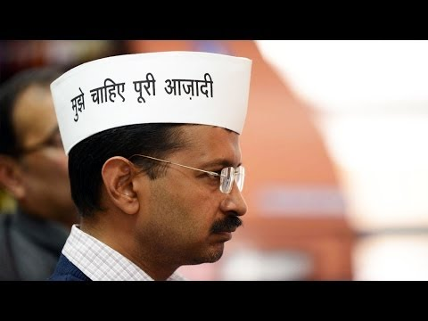Kejriwal threatens to quit for Jan Lokpal Bill
