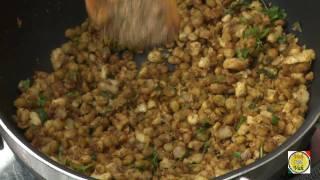 Vegetarian Shammi Kabab ..