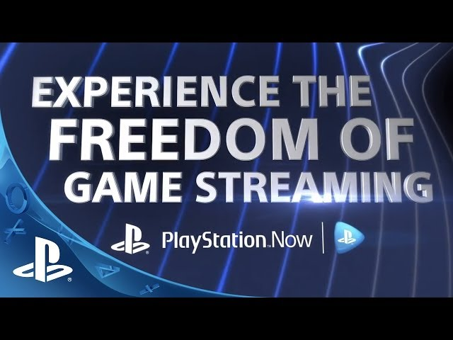 PlayStation E3 2014 Press Conference -- PlayStation™Now