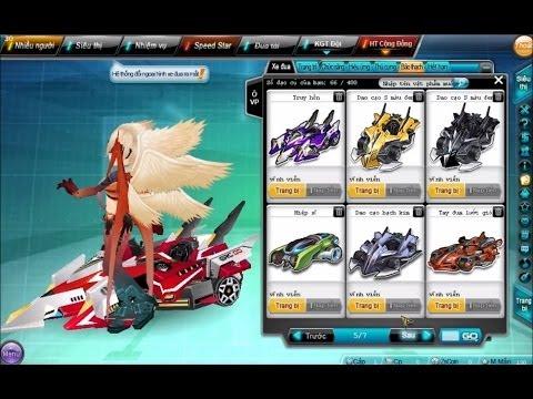 Zing Speed 2S Nhận Full Xe S