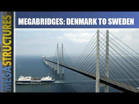 Cây cầu nối Đan Mạch với Thụy Điển