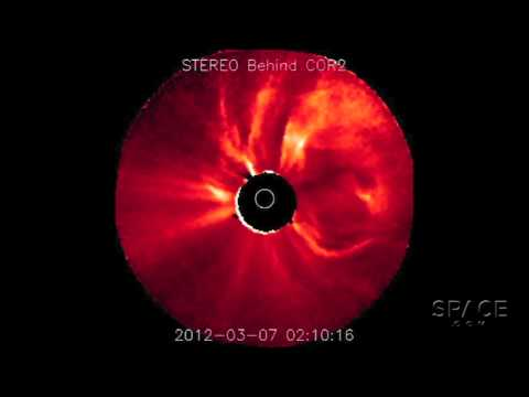 Geomagnetic Storm Likely From Solar Flare Tempest | Video