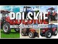 Polskie marki ci gnik w rolniczych traktory z Polski Matheo780