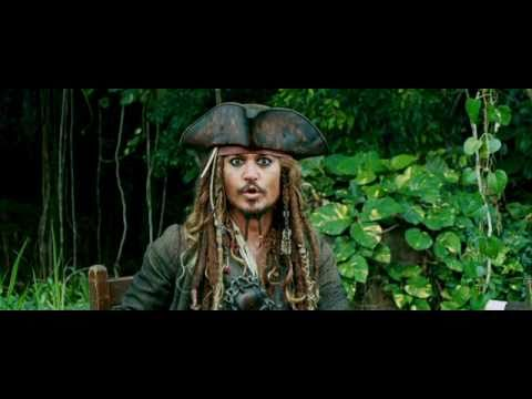 Pirates of The Caribbean 4 Official Trailer -t5AqJww06bw
