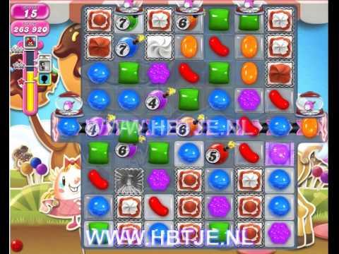 Candy Crush Saga level 534