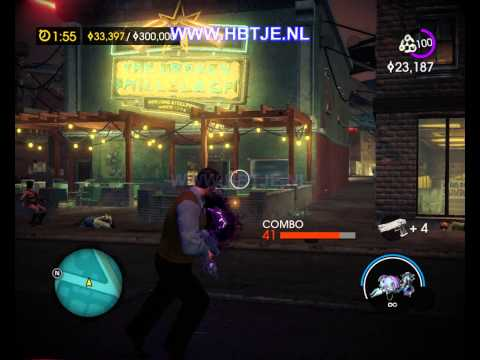 Saints Row IV walkthrough part 9