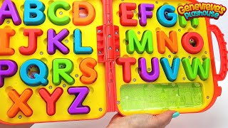 Learn ABCs Letters and Counting One to Ten 1 to 10!
