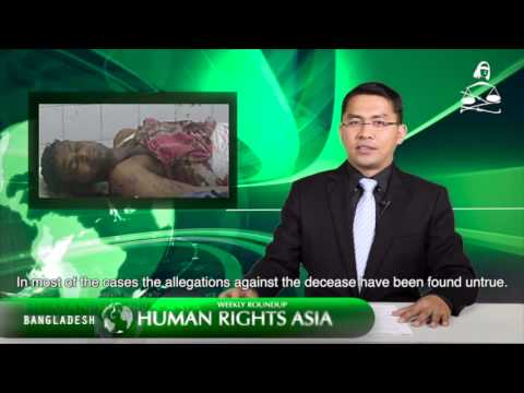 ASIA: AHRC TV- Human Rights Asia Weekly Roundup Episode