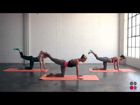 Sweaty Betty Presents the Body by Simone Dance Cardio Workout