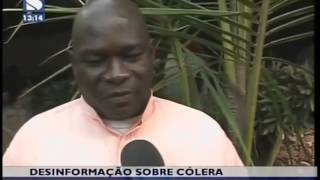 Colera em Nampula: Frelimo nega que haja falta de solidariedade