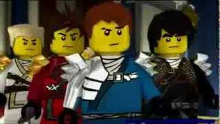 NinjaGo Season 2 Episode 22 In HQ