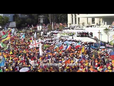 Jornada Mundial da Juventude - JMJ Rio 2013 -- Precisa -- se de Santos -- Vox Dei