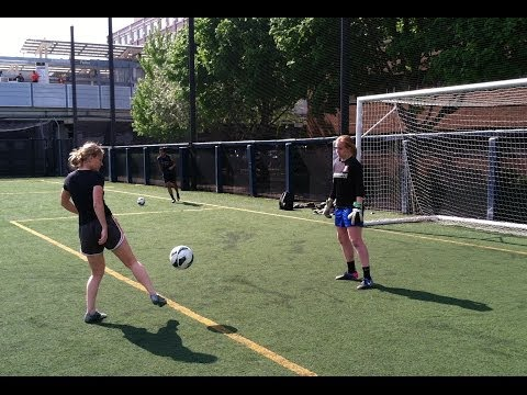 Google Glass: A Goalkeeper's Perspective