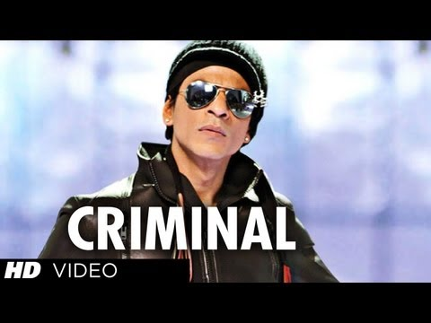 """Criminal Ra.One"" (New video song) ShahRukh Khan, kareena Kapoor"