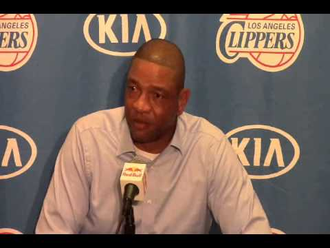 L.A. Clippers head coach Doc Rivers discusses the Miami Heat