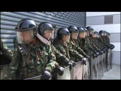 THAILAND PROTEST POLICE