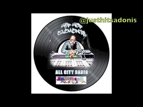 Vietnam Interview - HIPHOP ELEMENTS ALL CITY RADIO