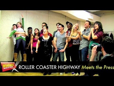 ROLLER COASTER HIGHWAY Meets The Press!