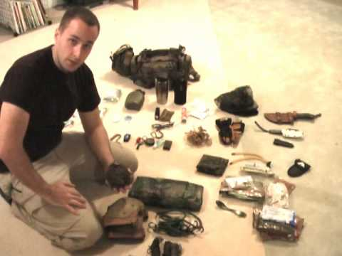 Maxpedition Sabercat Bag Part 4, E2E Wilderness Survival