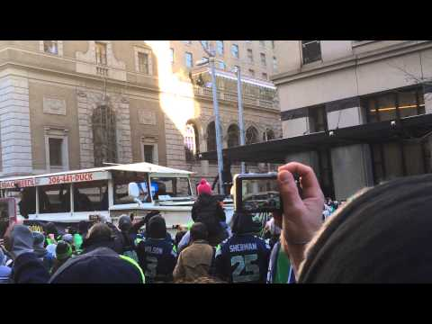 Pete Carroll, Governor Jay Inslee, & more Seattle Seahawks Parade