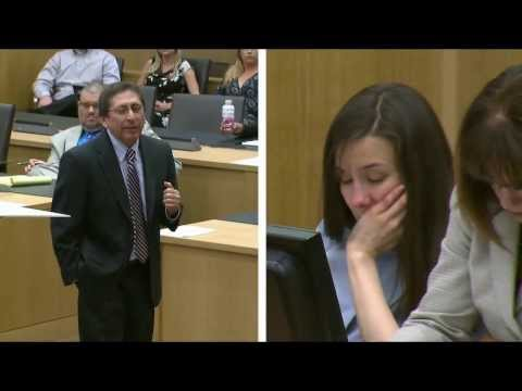 Jodi Arias Trial - Juan Martinez Closing Statement