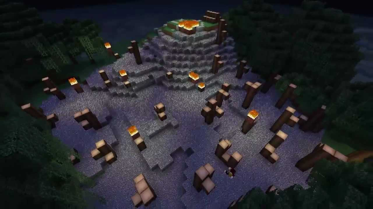 Lord Of The Flies Minecraft Trailer Youtube
