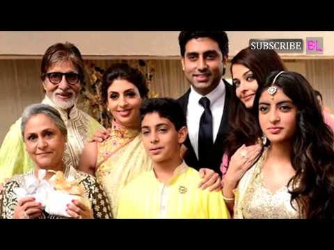 Amitabh Bachchan takes time out from promotions to celebrate Jaya Bachchan's 66th birthday