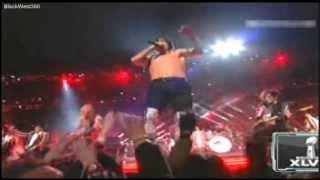 Show De Medio Tiempo Del Super Bowl 2014 Con Bruno Mars Y