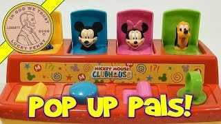 Disney Mickey Mouse Clubhouse Pop Up Poppin' Pal Toy