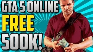 GTA 5 ONLINE - FREE Money From ROCKSTAR - $500k STIMULUS PACKAGE DLC (500k For Free) GTA V