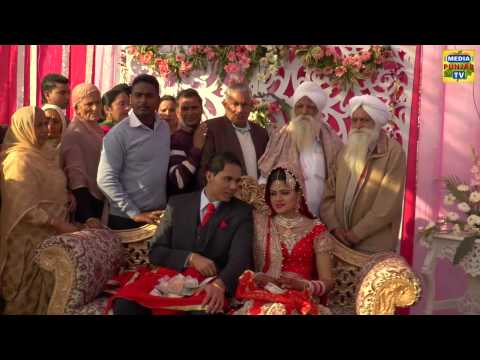 Media Punjab TV Marriage Gurpreet Weds Komaldeep Part_3